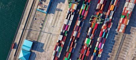 Spedizioni via container