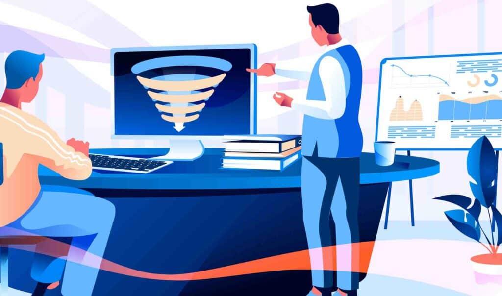 Pianificando la stratgia di marketing ed il funnel di vendita